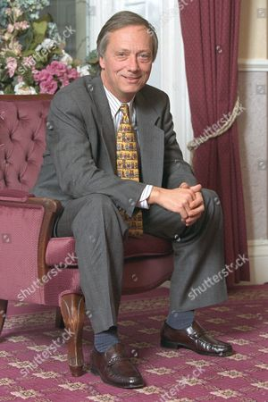 Stock Image of Christopher Green Son Tv Presenter Hughie Green (not Shown) 1997.