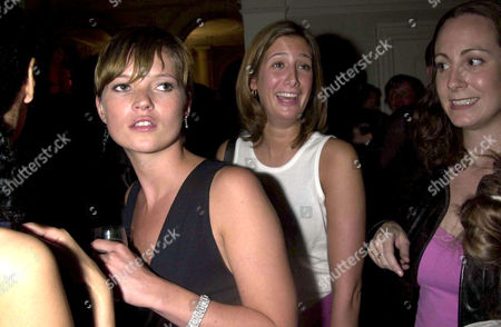 MIRROR NEWSPAPER 3 AM GIRLS JESSICA CALLAN AND POLLY GRAHAM WITH KATE MOSS