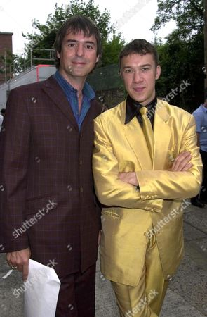 NEIL MORRISSEY AND MARK LAMARR