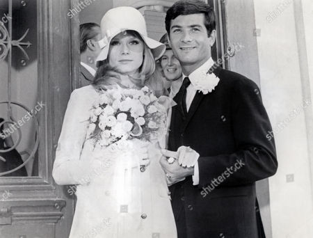 Stock Image of Francoise Dorleac, Jean-Claude Braily