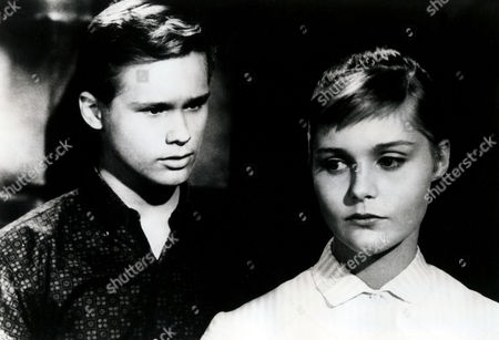 BLUE DENIM (1959)  BRANDON DE WILDE, CAROL LYNLEY
