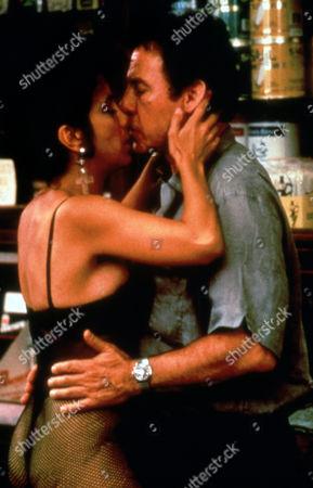 BLUE IN THE FACE (1995)  MEL GORHAM, Harvey Keitel,