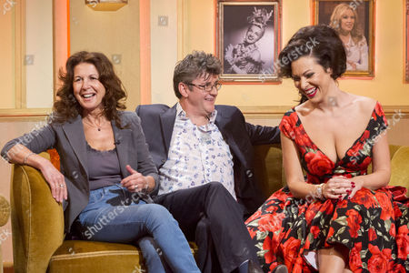 Elkie Brooks, Joe Pasquale and Immodesty Blaize