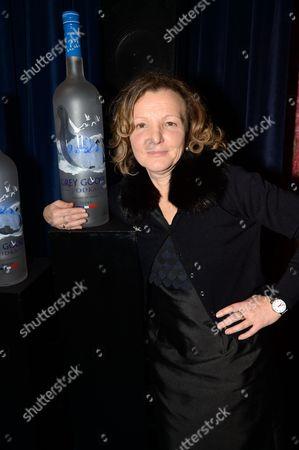 Editorial picture of Grey Goose Vodka 'Boulangerie Francois' pop-up launch party, London, Britain - 28 Nov 2013