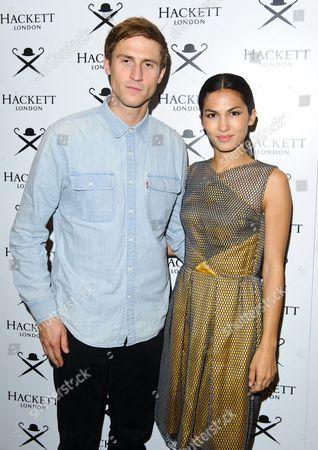Jonathan Howard and Elodie Yung