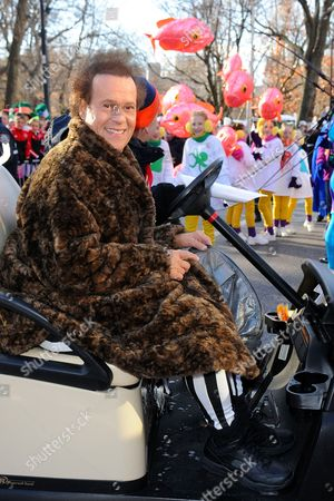 Stock Picture of Richard Simmons