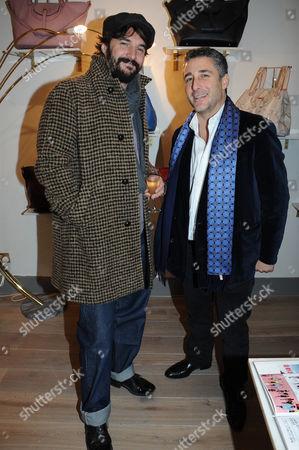 Tom Craig and Luca Del Bono