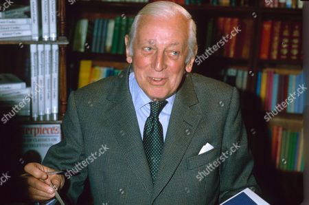 Stock Picture of ALISTAIR COOKE