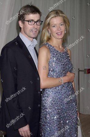LADY HELEN TAYLOR (WINDSOR) AND HUSBAND TIM TAYLOR