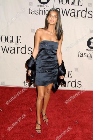 Editorial image of VH1 Vogue Fashion Awards, New York, America - 19 Oct 2001