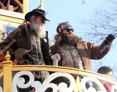 Si Robertson, Willie Robertson (Duck Dynasty)