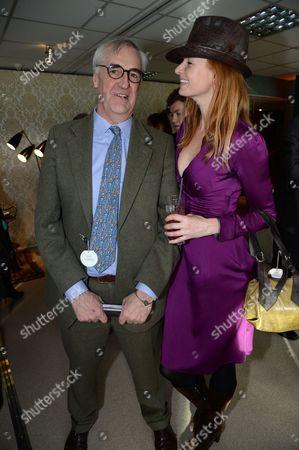 Maurice-Richard Hennessy and Olivia Inge