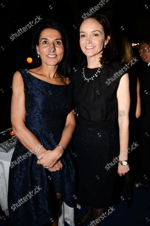 Editorial photo of The Elton John AIDS Foundation The Love is in my Blood Winter Dinner at Grey Goose Fly Beyond Bar, London, Britain - 30 Nov 2013