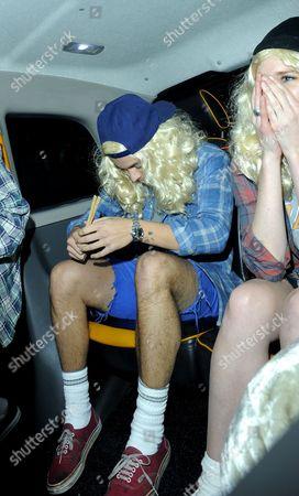 Harry Styles and Gillian Orr