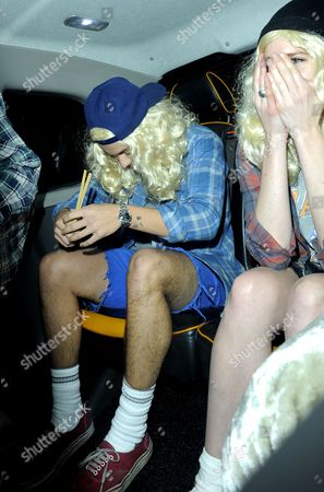 Stock Photo of Harry Styles and Gillian Orr