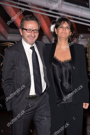Stock Image of Valerie Expert and her husband Jacques