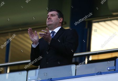Chelsea chief executive Ron Gourlay