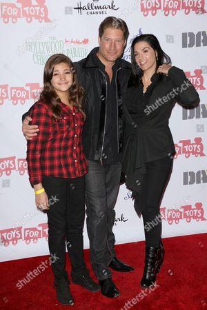 Sean Kanan and Family