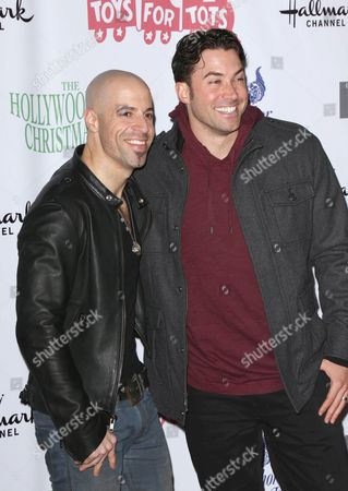 Chris Daughtry with Ace Young