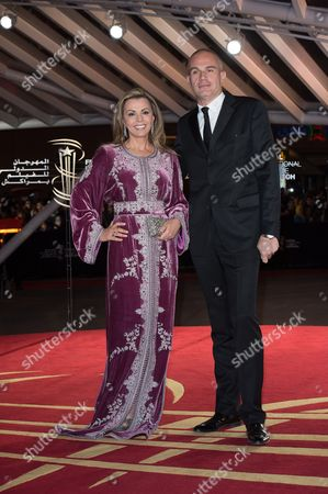 Editorial photo of 'La Marche' film premiere at the 13th Marrakech International Film Festival, Marrakech, Morocco - 01 Dec 2013