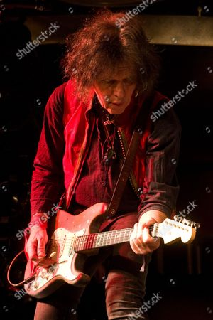 Stock Photo of Bernie Torme performs at Hard Rock Hell 28/11/13