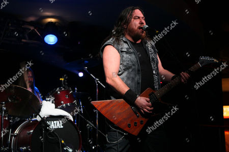 Attica Rage performs at Hard Rock Hell 28/11/13