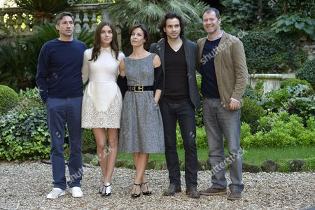 Benjamin Sadler, Vittoria Puccini, Carlotta Natoli, Santiago Cabrera, Pietro Sermonti