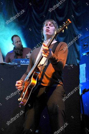 Editorial photo of Ocean Colour Scene in concert, Cardiff, Wales, Britain - 30 Nov 2013