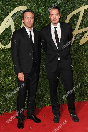 David Neville and Marcus Wainwright