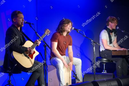 Hanson - Isaac Hanson, Zac Hanson and Taylor Hanson