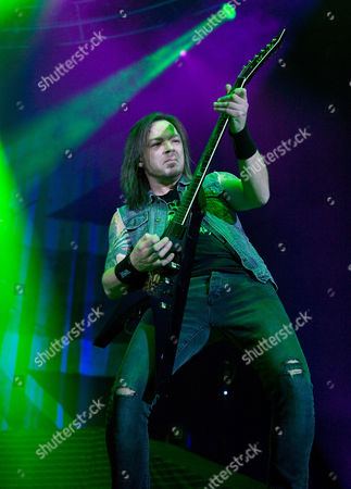 Bullet for My Valentine - Guitarist Michael 'Padge' Paget