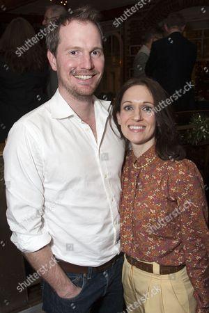 Phil Crowe and Anna Lowe