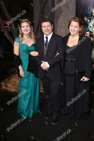 Editorial image of 'The Hobbit: The Desolation of Smaug' film premiere, Los Angeles, America - 02 Dec 2013
