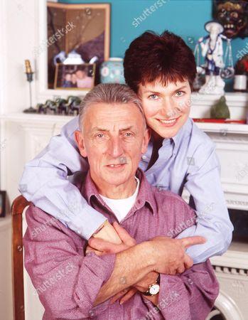 WITH WIFE TINA