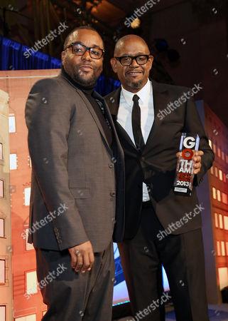 Editorial image of 23rd Annual Gotham Independent Film Awards, New York, America - 02 Dec 2013