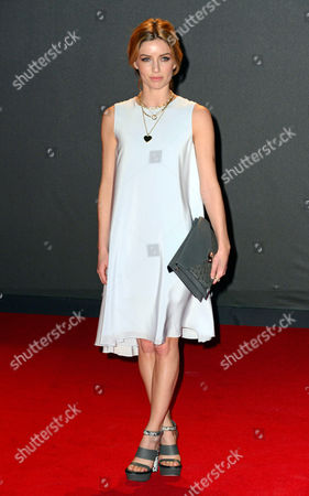 Editorial image of British Fashion Awards, London Coliseum, London, Britain - 02 Dec 2013