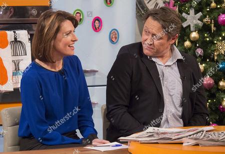 Editorial image of 'Lorraine Live' TV Programme, London, Britain - 03 Dec 2013
