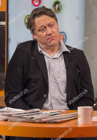 Editorial picture of 'Lorraine Live' TV Programme, London, Britain - 03 Dec 2013