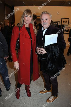 Deborah Leng and Roger Taylor