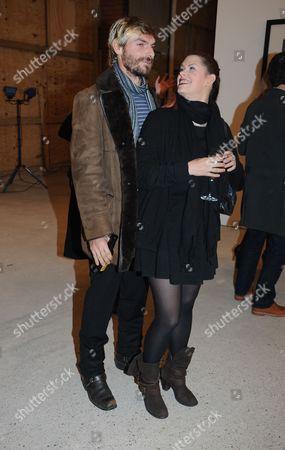 Fifi Geldof and boyfriend