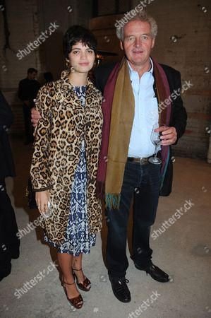 Pixie Geldof and Count Leopold von Bismarck