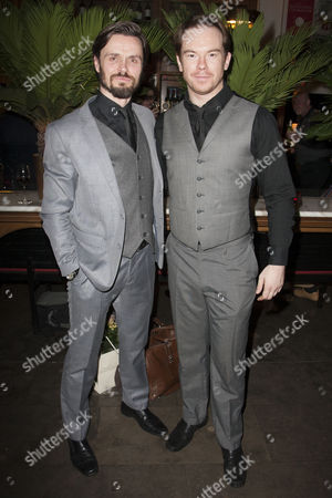 Editorial photo of 'Henry V' play press night after party, London, Britain - 03 Dec 2013