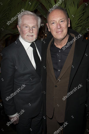 Derek Jacobi and Richard Clifford