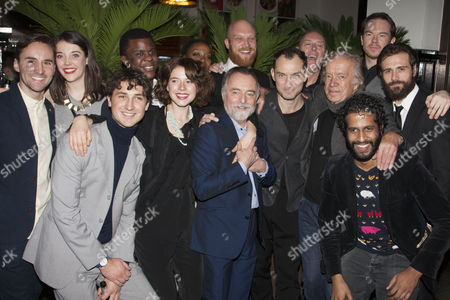Editorial image of 'Henry V' play press night after party, London, Britain - 03 Dec 2013