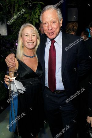 Stock Photo of Clea Newman and Don Gogel