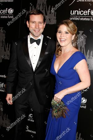 Editorial image of 9th Annual UNICEF Snowflake Ball, New York, America - 03 Dec 2013