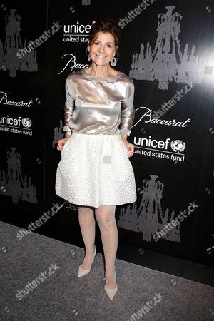 Editorial image of 9th Annual UNICEF Snowflake Ball, New York, America - 03 Dec 2013
