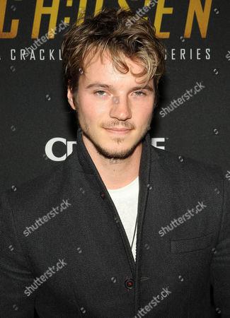 Editorial photo of Crackle's Original Digital Series 'Chosen' Season 2 Premiere, Los Angeles, America - 03 Dec 2013