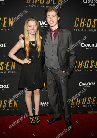Joey Luthman, Elise Luthman