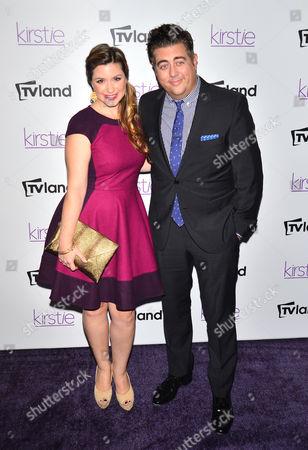 Lisa Marie Morabito and Eric Petersen